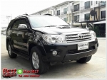 TOYOTA  FORTUNER 3 V 4 WD 2010 AT ดาวน์ 39000