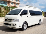 TOYOTA COMMUTER D4D 2.5 HREปี 2009 เกียร์MANUAL